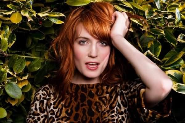 La energía en las canciones de Florence + the Machine 3