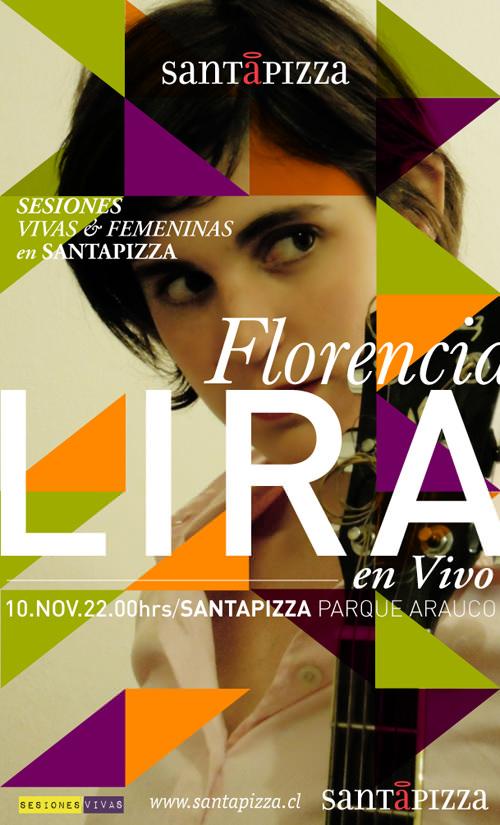 MIE/10/11 Sesiones Vivas y Femeninas en Santapizza 1