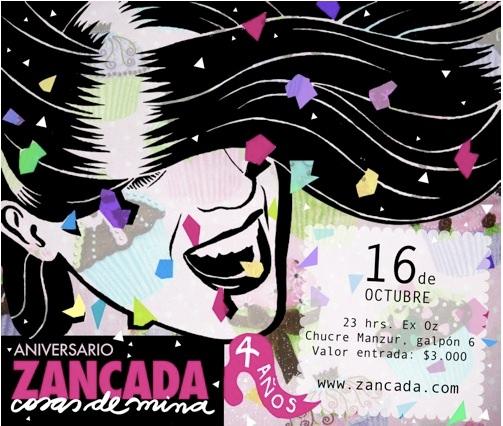 flyer fiesta zancada