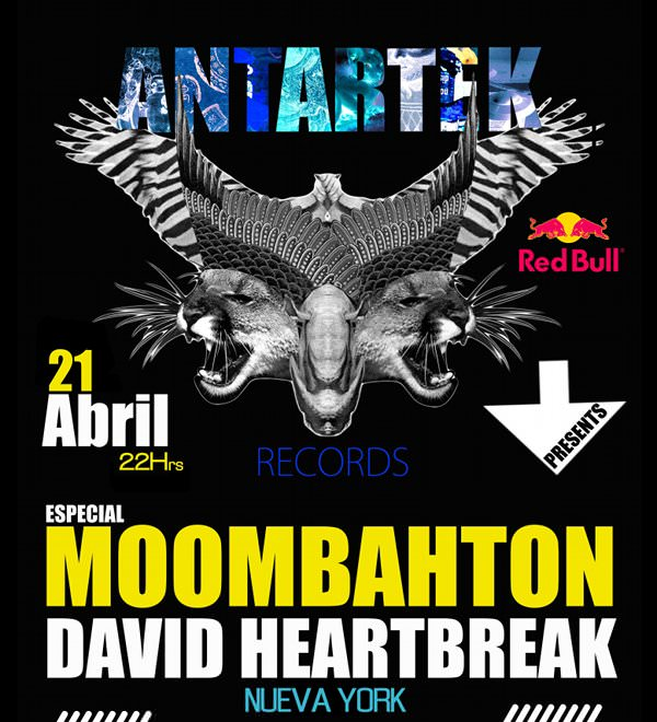 JUE/21/04 David Heartbreak en Chile 3