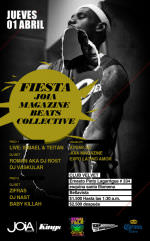 Fiesta Joia Mag & Beats Collective 1