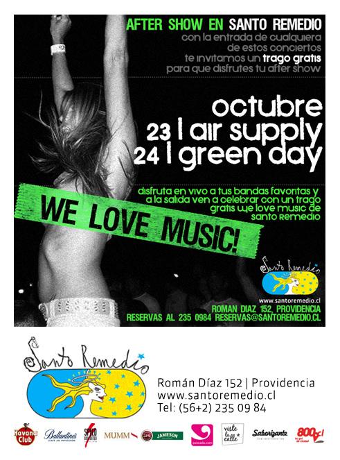 23-24/10 After Show en Santo Remedio 1