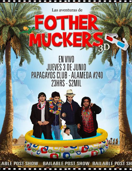 Fother Mockers en vivo 3