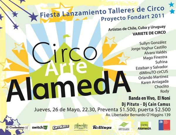 JUE/26/05 Escuela de Circo 3