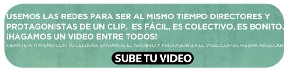 Participa en el video de Fernando Milagros 3