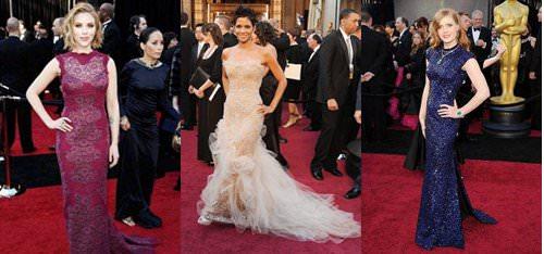 Oscar 2011 ellas y sus vestidos 4