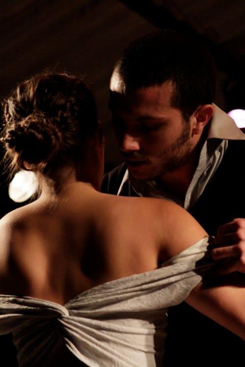 Danza-Teatro: Cuerpo Pretexto 1