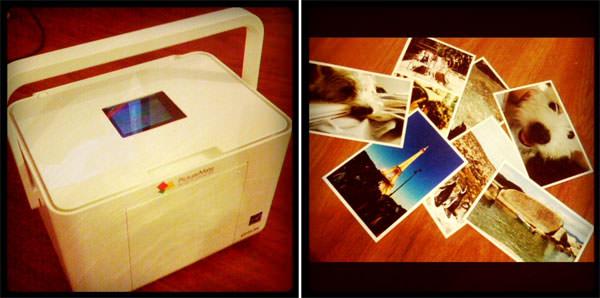 Impresora portátil para fotos, ¡me encanta! 1