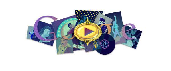 Freddie Mercury de cumpleaños 3