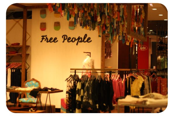 Free People llegó a Chile  3