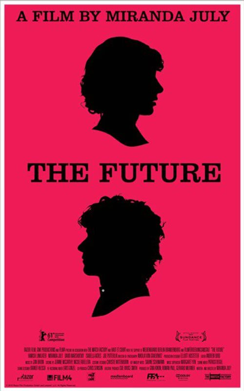 El afiche de The Future de Miranda July 1