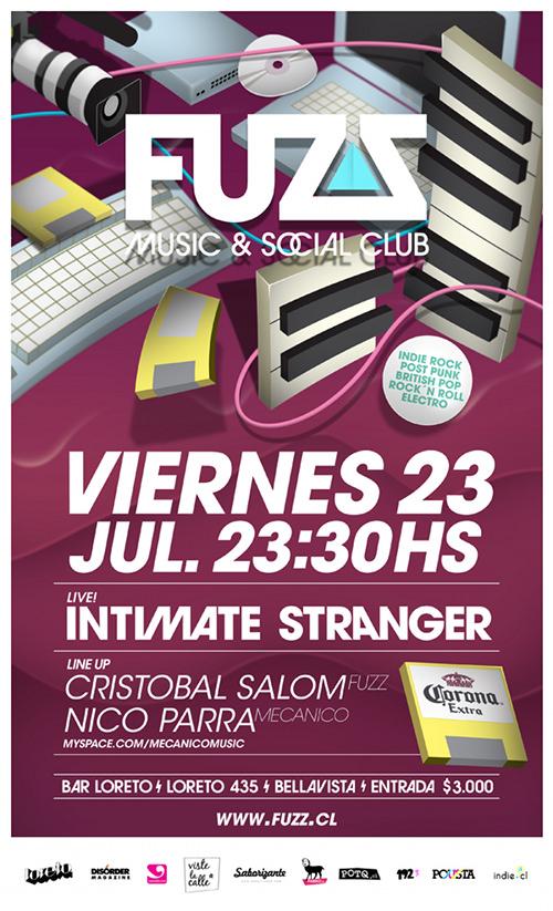 VIE/23/07 Fiesta Fuzz 3