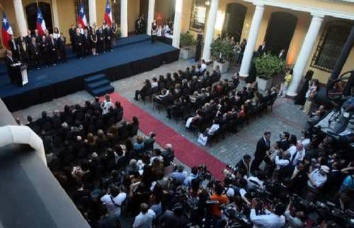 Piñera anunció su gabinete: qué tal? 3