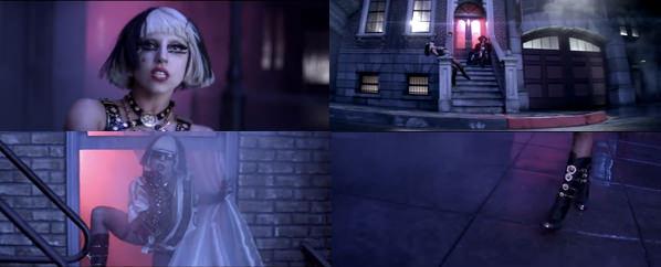 Lo nuevo de Lady Gaga: Edge of glory  3