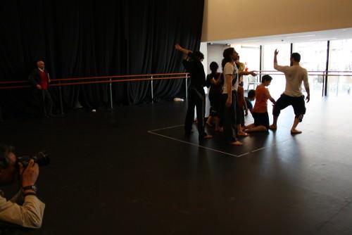 Loop 3: danza con música de Álex Anwandter en el GAM 3