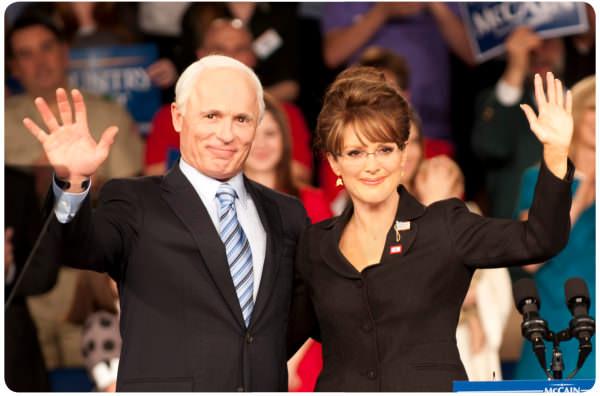 Game Change: Julianne Moore como Sarah Palin 1