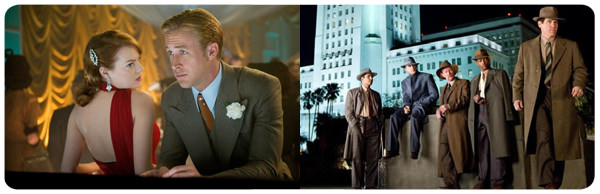 Gangster Squad: Gosling y Stone, juntos otra vez 1