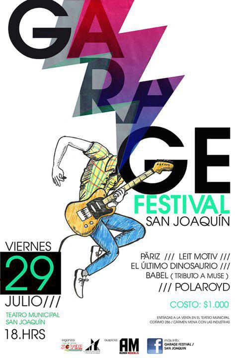 Garage Festival 1