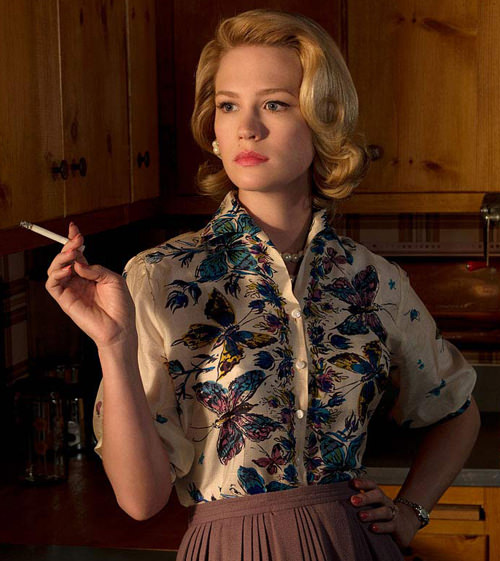 Girl crush: January Jones 3