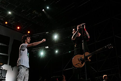 Green Day en Chile: la celebración de Billie Joe Armstrong 6