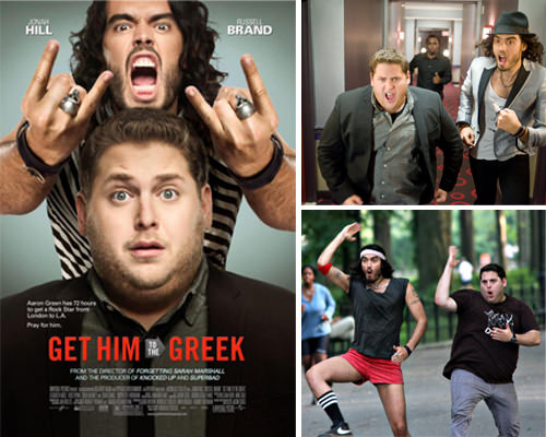 Después de Forgetting Sarah Marshall: Get Him to the Greek 3