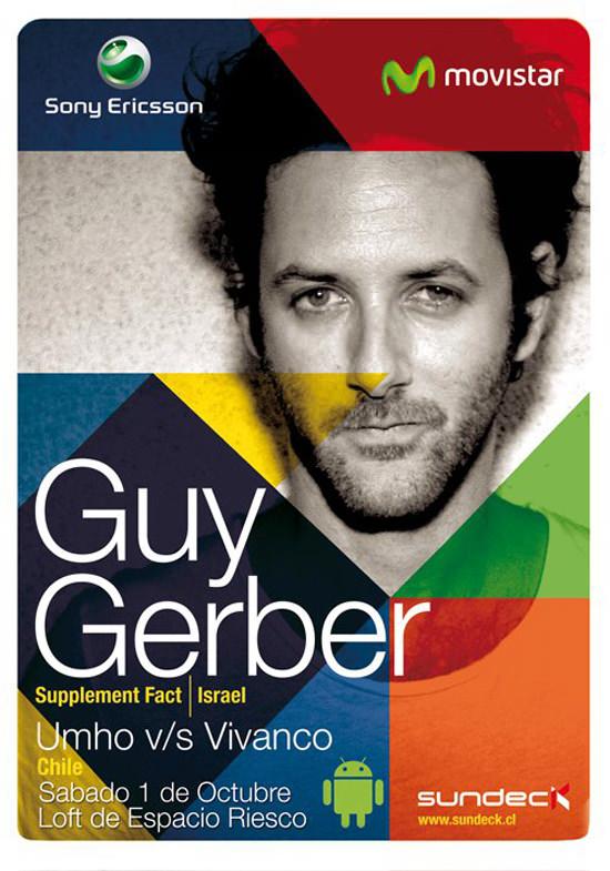 Fiesta Sundeck: Guy Gerber en vivo + concurso 3