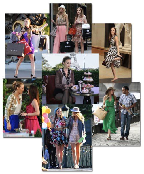 Gossip Girl: cuarta Temporada 1
