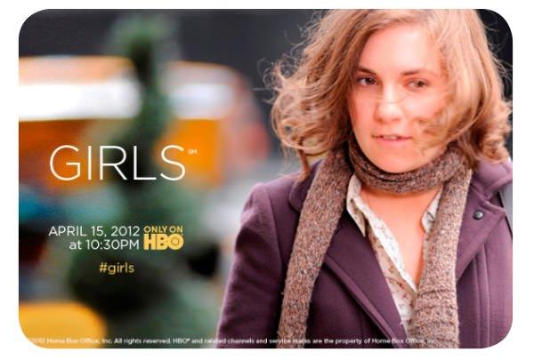 Esperando el estreno de Girls, la serie 1