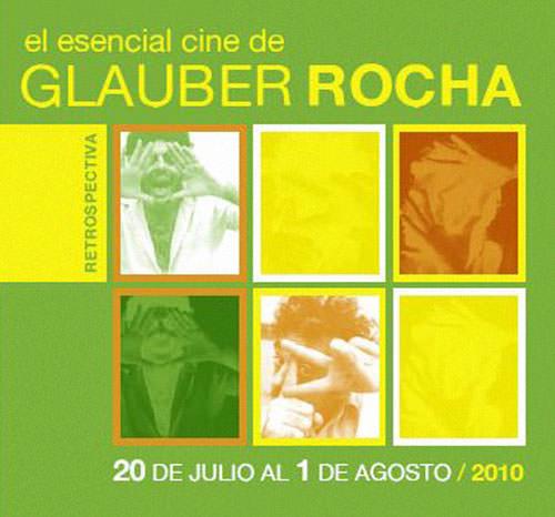 """Festival """"El esencial cine de Glauber Rocha"""" 3"""
