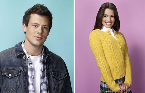 Maratón y segunda tanda de Glee 1