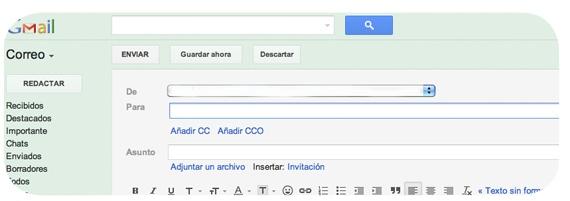 Cambios en Gmail, qué tal 3