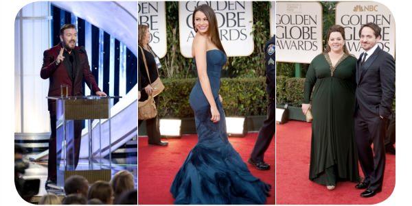 Breves sobre los Golden Globes 2012 3