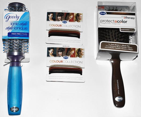 Concurso: Gana productos para el pelo Goody 1