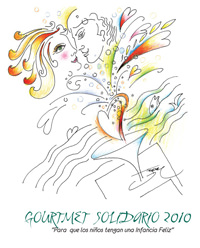 Concurso Gourmet Solidario Aldeas Infantiles S.O.S  1