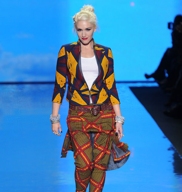 Gwen Stefani: Mina 1