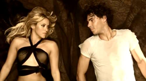 Rafael Nadal en video de Shakira 3