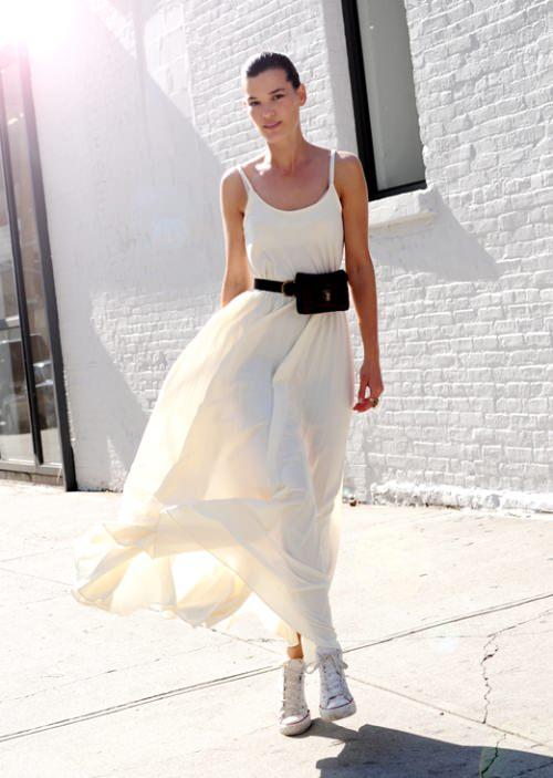 Hanneli Mustaparta, modelo y bloguera 3