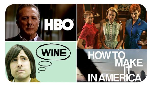 Series de HBO para el 2012 3