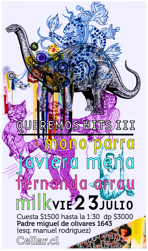VIE/23/07 Fiesta: Queremos Hits III 1