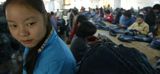 China Blues, lo poco glamoroso de la industria de la moda 3