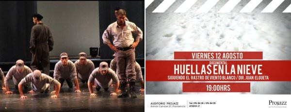 Huellas en la nieve, el documental basado en Viento Blanco y Antuco 3