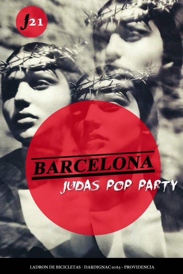 JUE/21/04 Barcelona Judas Pop Party 3