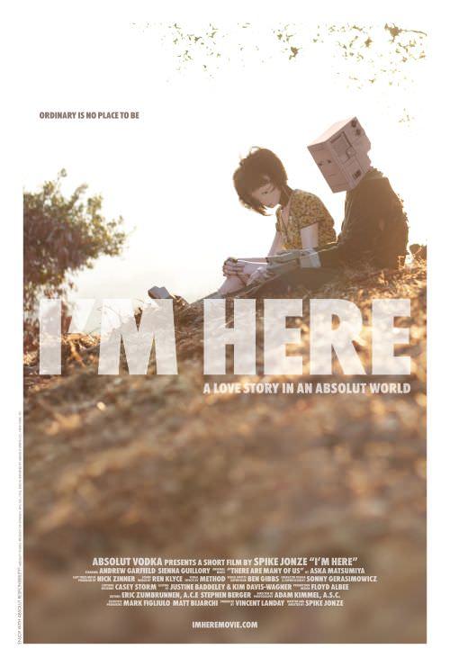 I'm Here: el corto de Spike Jonze online 6