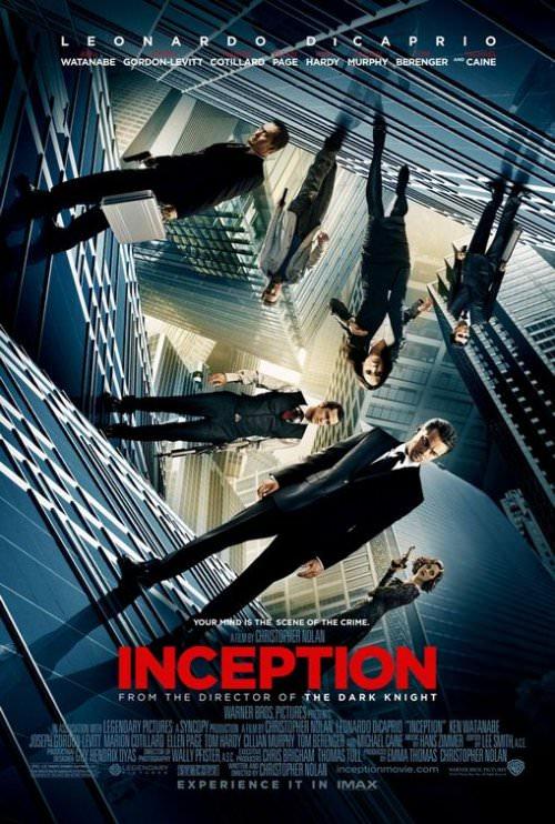 Esperando Inception, lo nuevo de Christopher Nolan 1