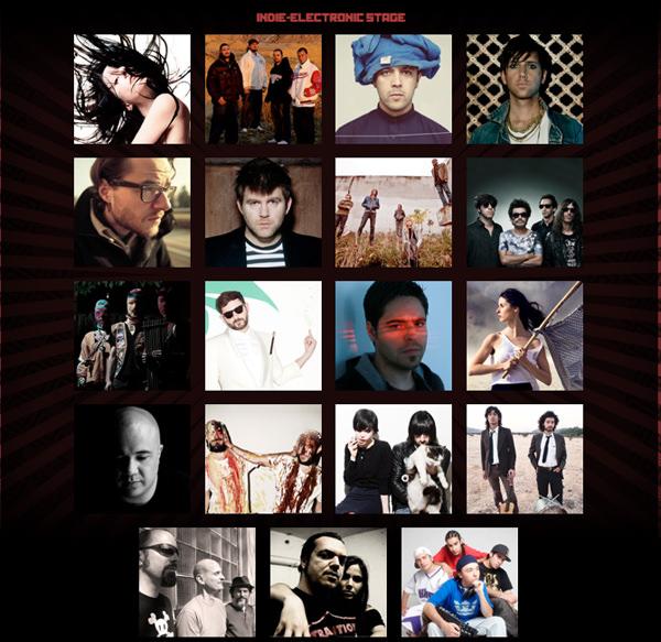 Lineup final de Maquinaria Festival 2011 9