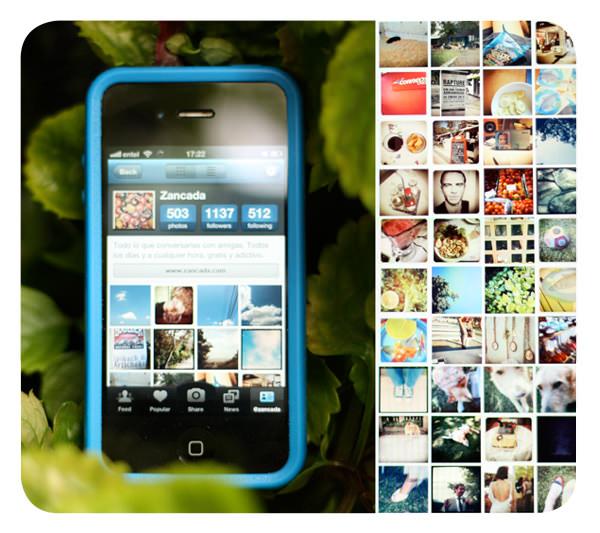 Usando Instagram 3