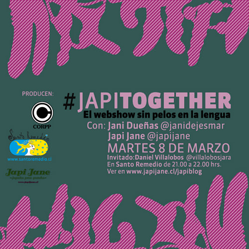 MAR/08/03 Japi Together en vivo 3