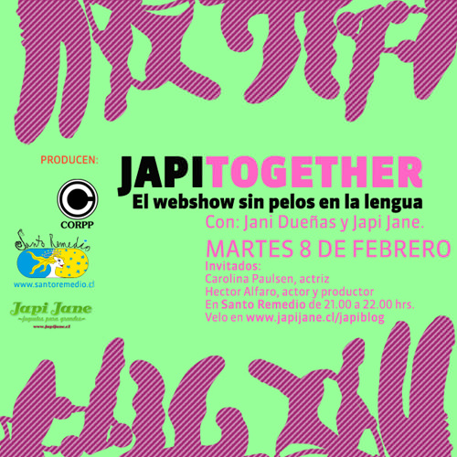 MAR/08/02 Japi Together en Santo Remedio 1