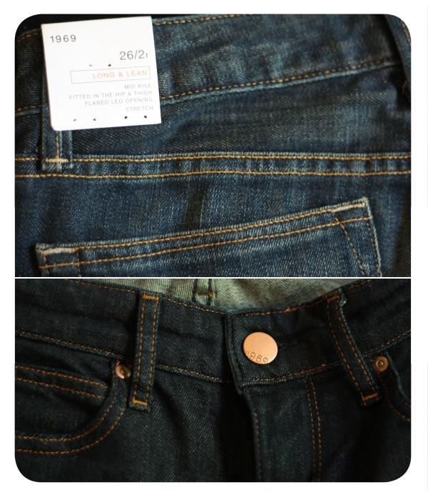 Los jeans Gap y sus calces 6