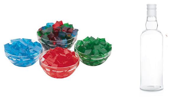 Para celebrar: Jelly shots 3